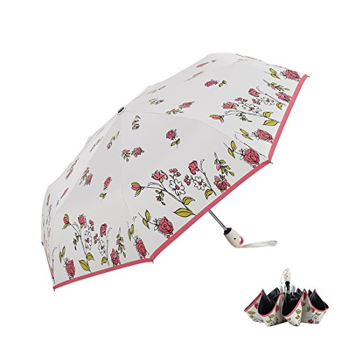 artsu-auto-open-close-folding-double-fiberglass-tri-folded-umbrella-windproof-uv-proof-fastness-8-ri