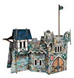 Innovative 3D-Puzzles from UMBUM - Round Tower - Series Medieval Town