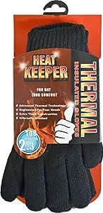 1 Paar HEAT KEEPER Thermo Handschuhe mit hohem TOG-Isolationswert 2,3 Größe S/M