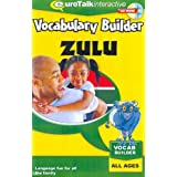 Vocabulary Builder - Zulu. CD-ROMby EuroTalk