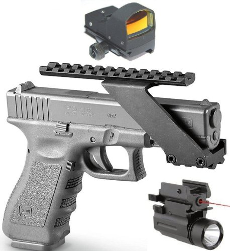 Cheap Ultimate Arms Gear Tactical Combo Combination Package Kit Set Pistol Includes Precision Machin...