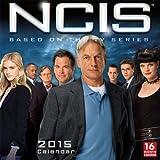 NCIS(TM) 2015 Wall Calendar