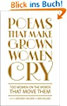 Poems That Make Grown Women Cry (Engl...