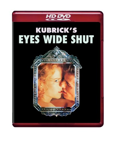 Cover art for  Eyes Wide Shut (Unrated Edition) [HD DVD]
