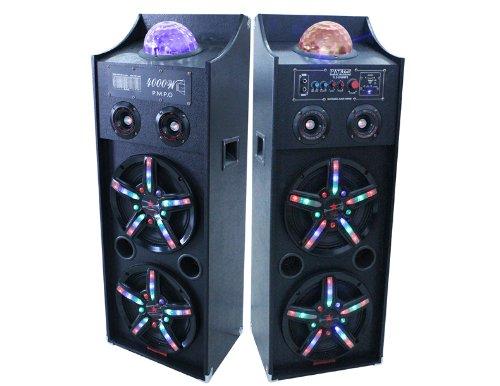 patron-audio-pro-pls-4000pkg-dual-10-inch-speakers-with-flashing-lights