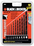 Black & Decker 15557 Drill Bit Set, 1...