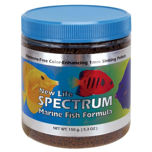 New Life Spectrum Marine Fish Formula 1mm Sinking
