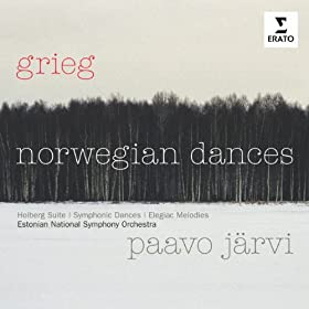 Symphonic Dances Op. 64: Allegretto Grazioso