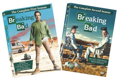 Breaking Bad: Complete Seasons 1-2 (Breaking Bad Season 1 Dvd compare prices)