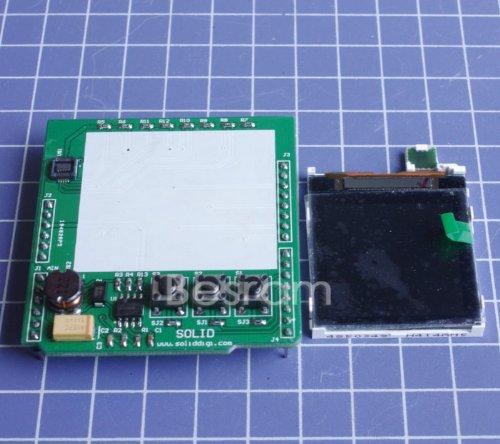 Shanhai Arduino Lcd Display Lcd Shield For Arduino Nokia Nokia 6100