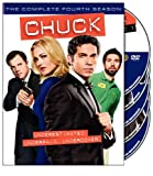 Chuck: The Complete Fourth Season