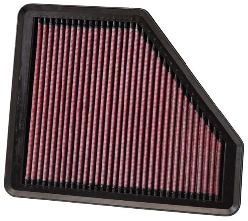 K&N 33-2958 High Performance Replacement Air Filter front-587919