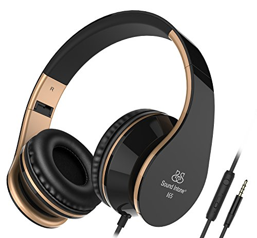 headphones-sound-intone-i65-foldable-headphone-with-microphone-and-volume-control-wired-headset-for-