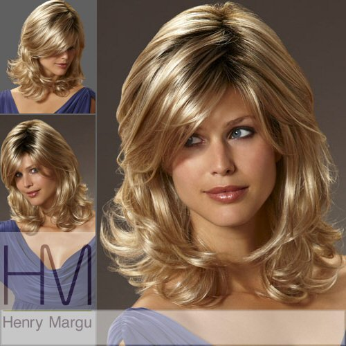 SAVANNAH (Henry Margu) - Synthetic Full Wig from Henry Margu Wigs