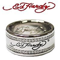 [エドハーディ]Ed Hardy 指輪EHRSSCZ0016/#11(約JP23号) 正規輸入品