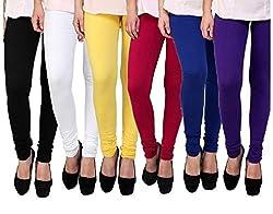 womens leggings (Pack of 6) by bully