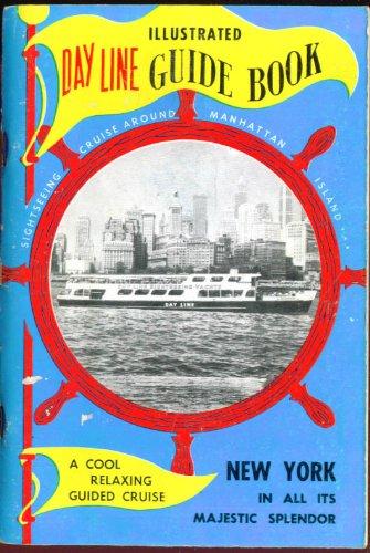 Day Line Round Manhattan Cruise Guide Book 1957
