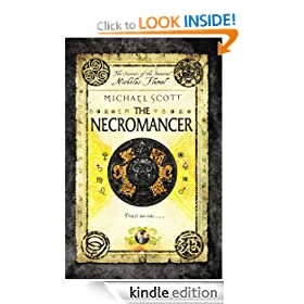 The Necromancer: Book 4 (The Secrets of the Immortal Nicholas Flamel)