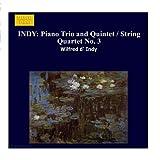 D'indy: Piano Quintet Op.81