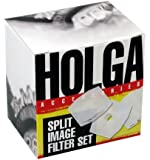 Holga Split Image Filter Lens Set