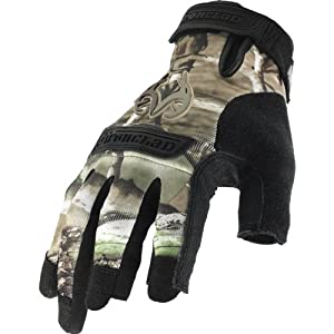 Ironclad RT-STK-06-XXL Striker Realtree AP Outfitters Glove, Camouflage, XX-Large