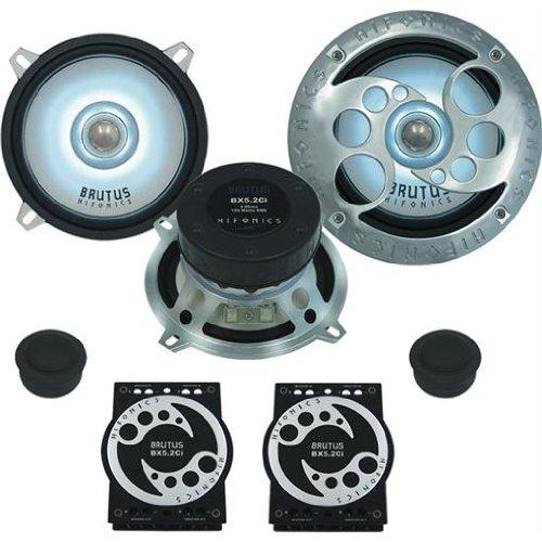 Car-HiFi-Lautsprecher-Set Hifonics Brutus BX