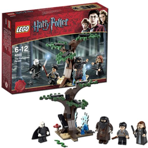 LEGO Harry Potter The Forbidden Forest 4865 Amazon.com