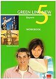 Green Line New - Ausgabe Bayern. Englisches Unterrichtswerk für Gymnasien / Teil 5 (5. Lernjahr): Workbook title=