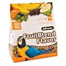 Zupreem Fruit Blend Diet for Large Birds, 3.5-Pound