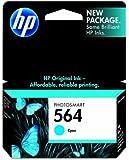 Hewlett Packard HP564 Cyan Ink Cartridge