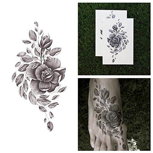 tattify-tatouages-temporaires-rose-trembler-comme-une-feuille-set-de-2