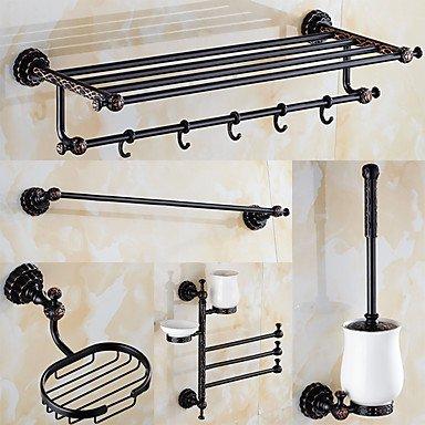 Set di accessori per il bagno / Bronzo lucidato633*235 /Ottone /Antico /63 140 5.5