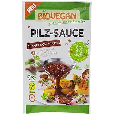 Biovegan Pilz-Sauce - Bio - 27g von Biovegan auf Gewürze Shop