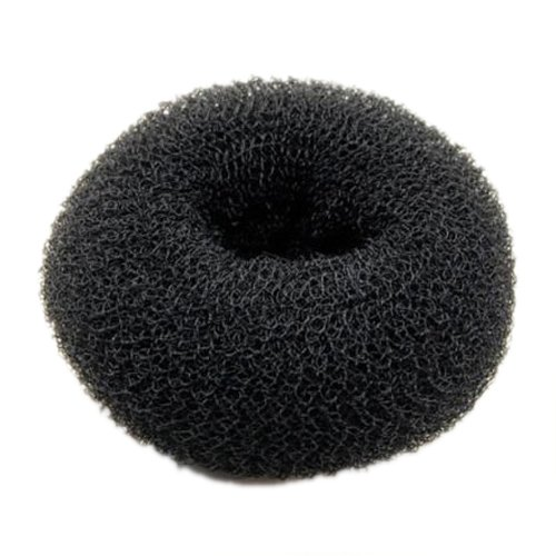TOOGOO(R) Fashion trend Donut balls head bun hair ring ,hairdressing tools hair ring Medium (Head Bun compare prices)