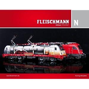 Fleischmann Spur N Katalog 2011/2012 deutsch