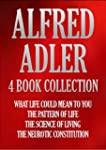 ALFRED ADLER 4 BOOK COLLECTION: WHAT...