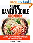 Simple Ramen Noodle Cookbook  Quick &...