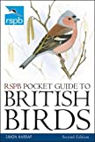 RSPB Pocket Guide to British Birds: Second edition