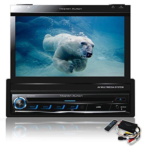 Tristan-Auron-BT1D7007-Autoradio-DVB-T-BOX-70-Touchscreen-Navi-Freisprechfunktion-USBSD-CDDVD-1-DIN