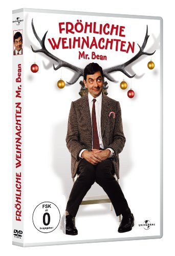 mr bean fr hliche weihnachten mr bean serie. Black Bedroom Furniture Sets. Home Design Ideas
