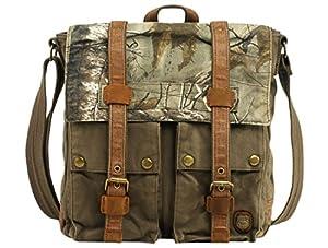 Cooler toile automne/sac bandoulière sac d'épaule couleur camouflage homme