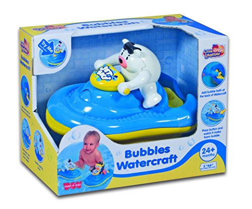 Happy Kid Toy Group Bubbles Watercraft-Polar Bear - 1