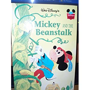 MICKEY &amp; THE BEANSTALK (Disney's Wonderful World of Reading)