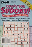 Dell Crazy For Sudoku!: Volume 55 (June 2014)