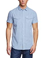 Wrangler - Chemise casual - Col chemise classique - Manches courtes Homme