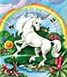 Sunsout Unicorn 200 Piece Jigsaw Puzzle
