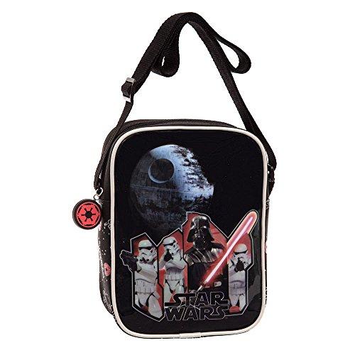 Star Wars 4265551 Borsa Messenger, Nero