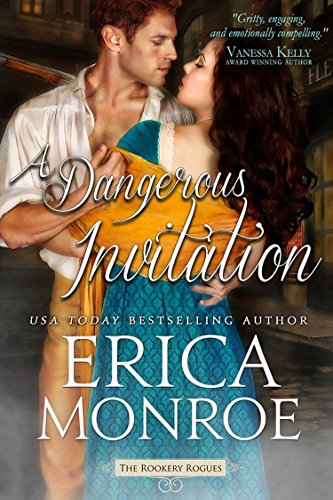 A Dangerous Invitation by Erica Monroe ebook deal