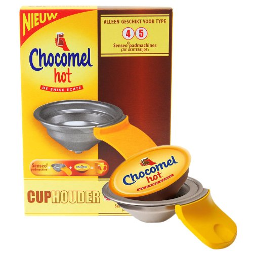 Chocomel Hot Kapselhalter / Padhalter für Senseo New Generation: HD7820, HD7822, HD7823, HD7824, HD7830