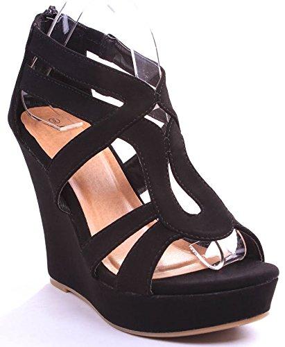 Comfort Wedge Sandals
